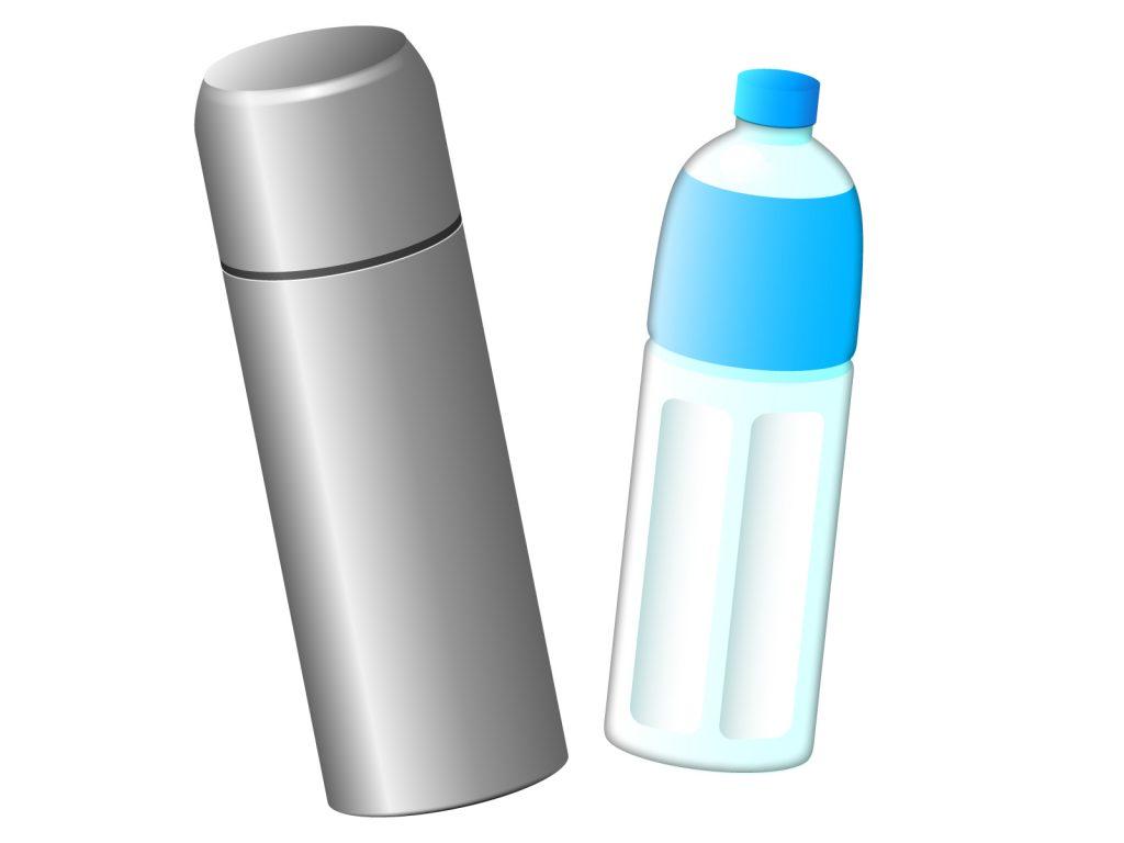 マイボトル(水筒)で年間6万円節約