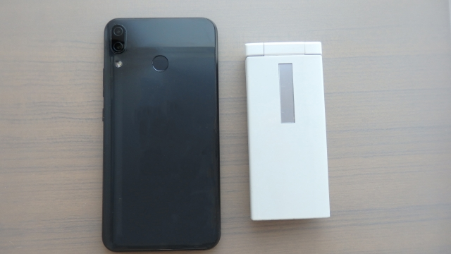 ガラケーとiPhoneの2台持ちを1台にした話