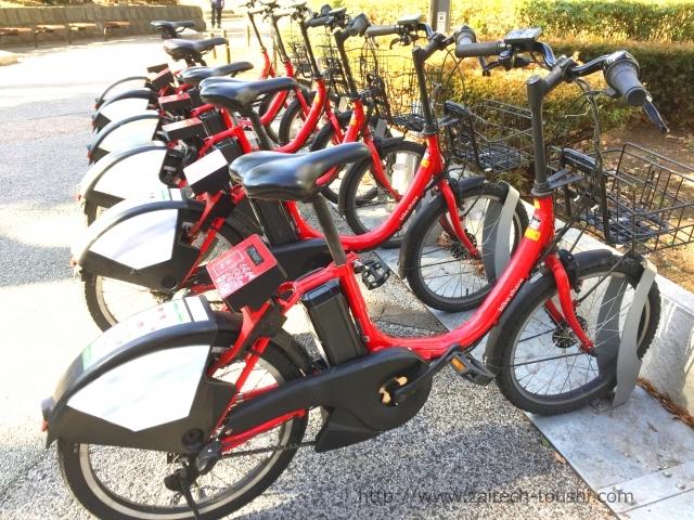 自転車のシェアは料金が高い上に不便(2019年10月)